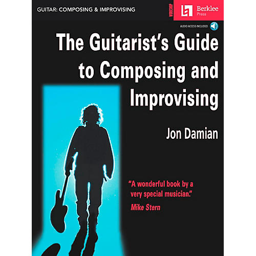 Hal Leonard The Guitarist's Guide to Composing and Improvising Book/CD