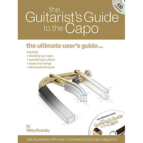 Artemis Music The Guitarist's Guide to the Capo (Book/CD)