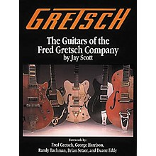 Centerstream Publishing The Guitars of the Fred Gretsch Co. Book