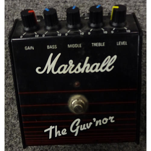 Marshall The Guv'nor Effect Pedal
