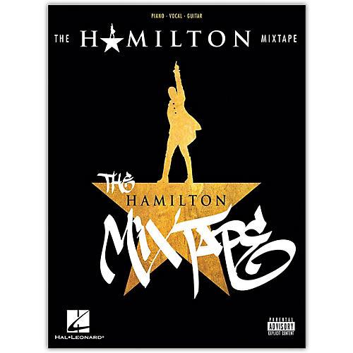Hal Leonard The Hamilton Mixtape Piano/Vocal/Guitar Songbook