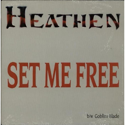 Alliance The Heathen - Set Me Free / Goblin's Blade