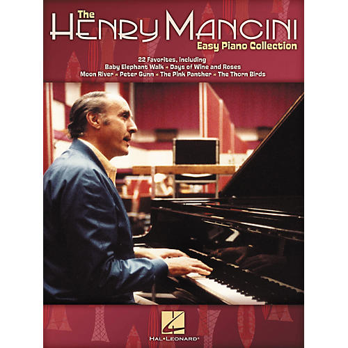 Hal Leonard The Henry Mancini Easy Piano Collection