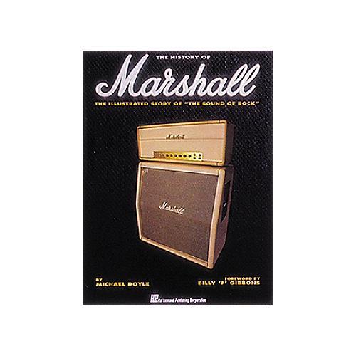 Hal Leonard The History of Marshall