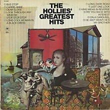 The Hollies - The Hollies Greatest Hit
