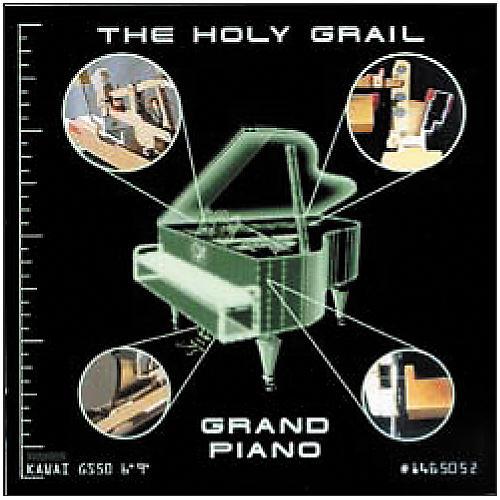 Q Up Arts The Holy Grail Piano Akai S5000 2-Disc Set