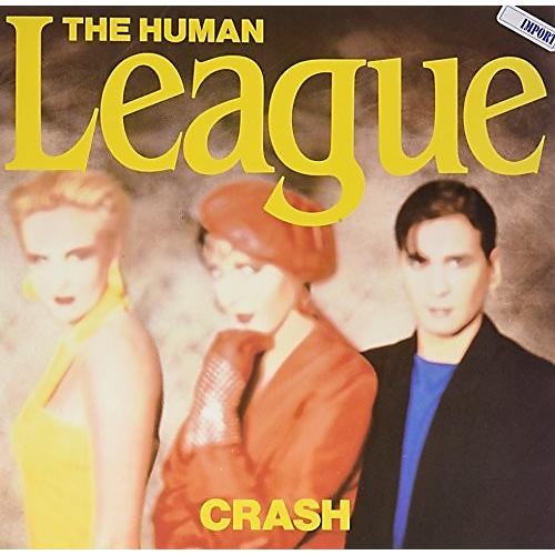 Alliance The Human League - Crash (W/ Human)