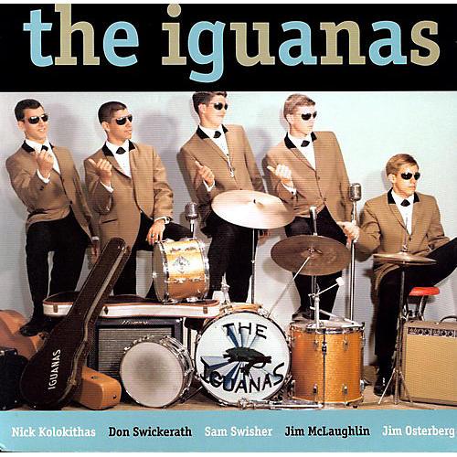 Alliance The Iguanas - Iguanas
