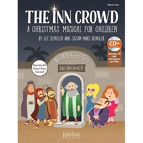 Alfred The Inn Crowd Bulk Listening CD 10-Pack