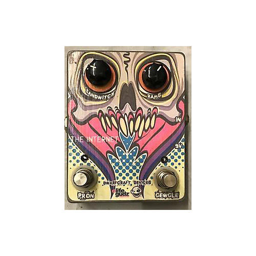 Dwarfcraft The Internet Overdrive Effect Pedal