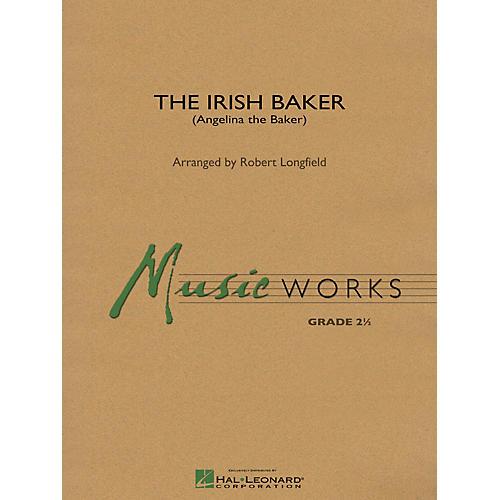 Hal Leonard The Irish Baker (Angelina the Baker) Concert Band Level 2 Arranged by Robert Longfield