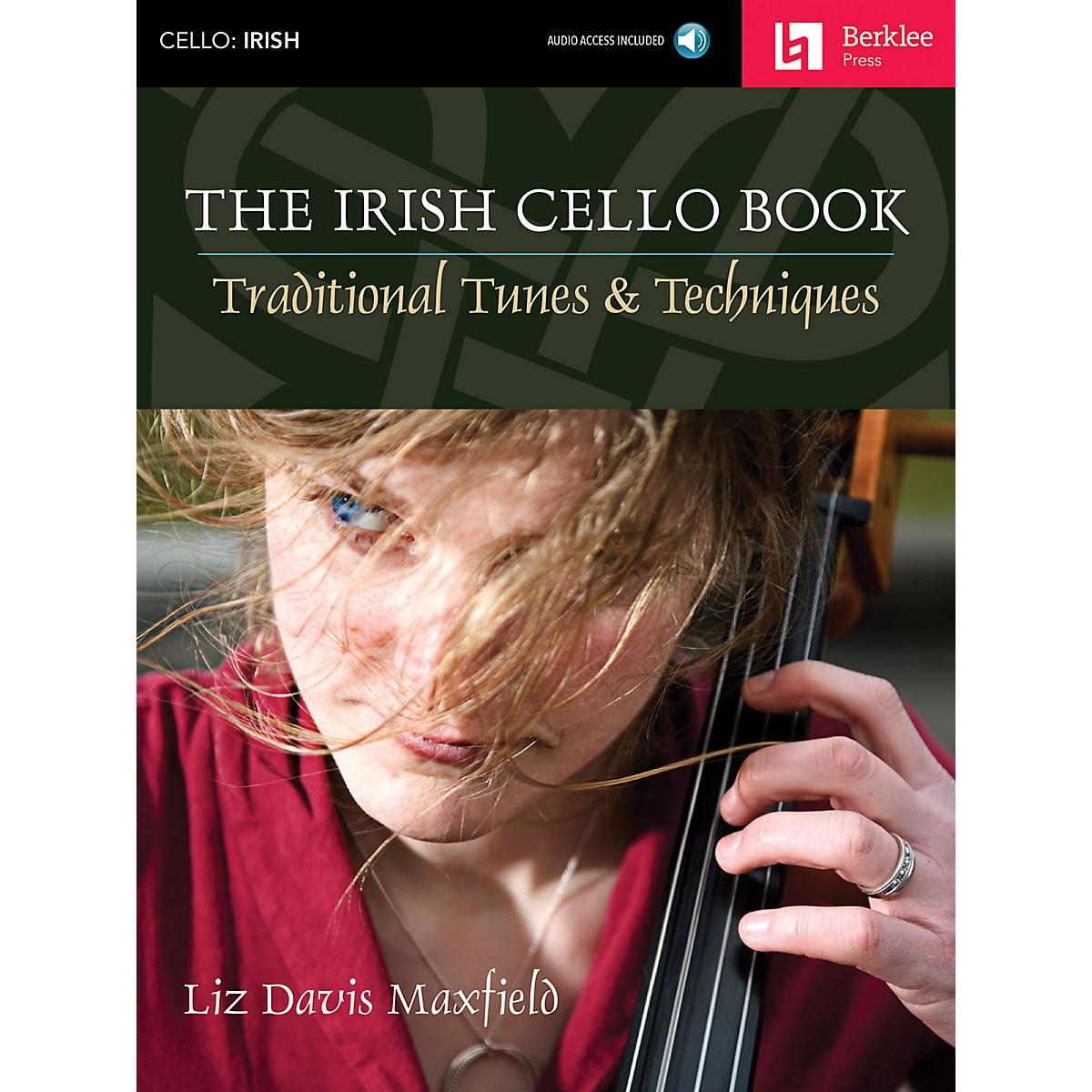 Berklee Press The Irish Cello Book Berklee Guide Series Softcover with CD Written by Liz Davis Maxfield