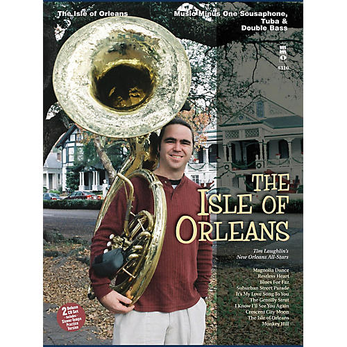 Music Minus One The Isle of Orleans Music Minus One Series Softcover with CD
