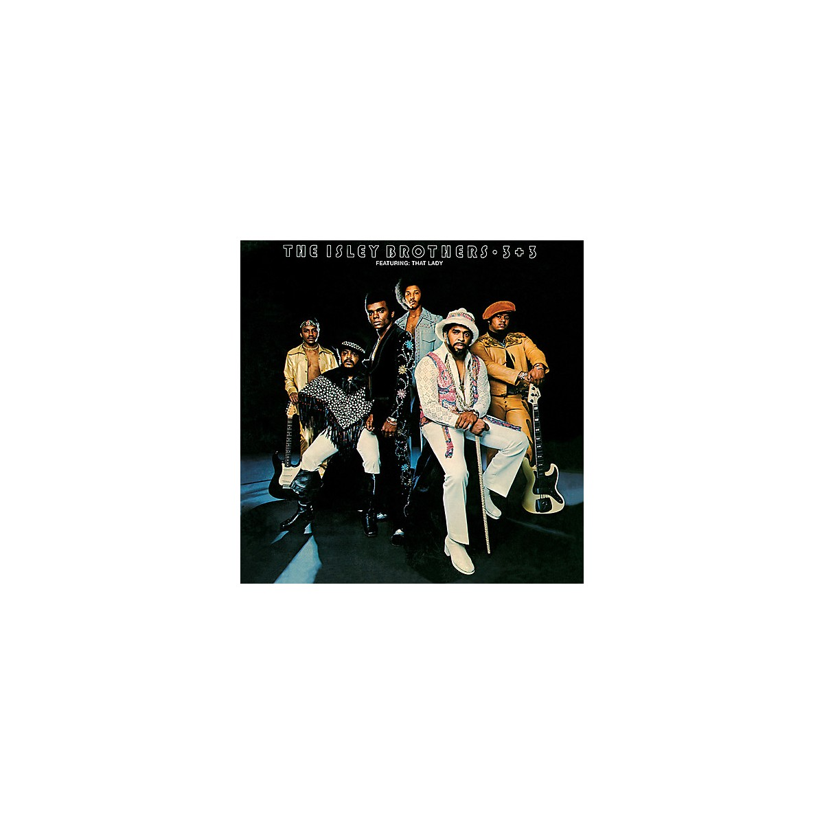 Alliance The Isley Brothers - 3+3
