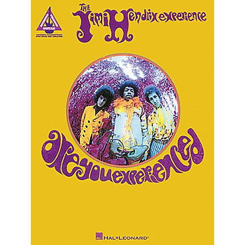 Hal Leonard The Jimi Hendrix Experience - Are You Experienced Guitar Tab Book
