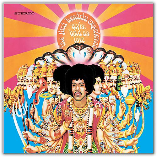 Sony The Jimi Hendrix Experience - Axis: Bold As Love Vinyl LP