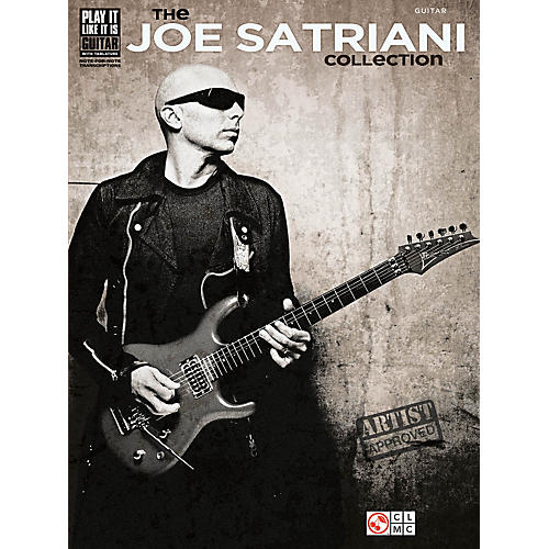 Cherry Lane The Joe Satriani Collection Guitar Tab Songbook