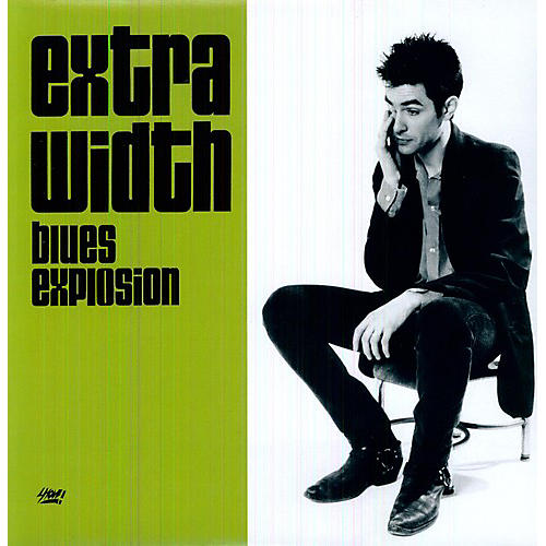 Alliance The Jon Spencer Blues Explosion - Extra Width