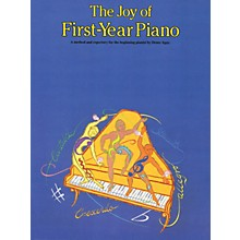 Music Sales The Joy of First Year Piano Yorktown Series Softcover Written by Denes Agay