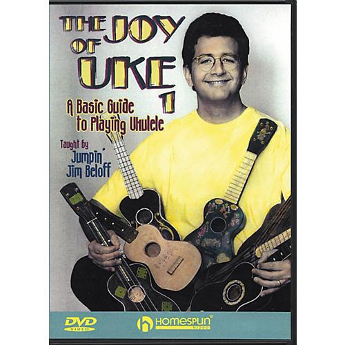 Homespun The Joy of Uke Volume 1 (DVD)