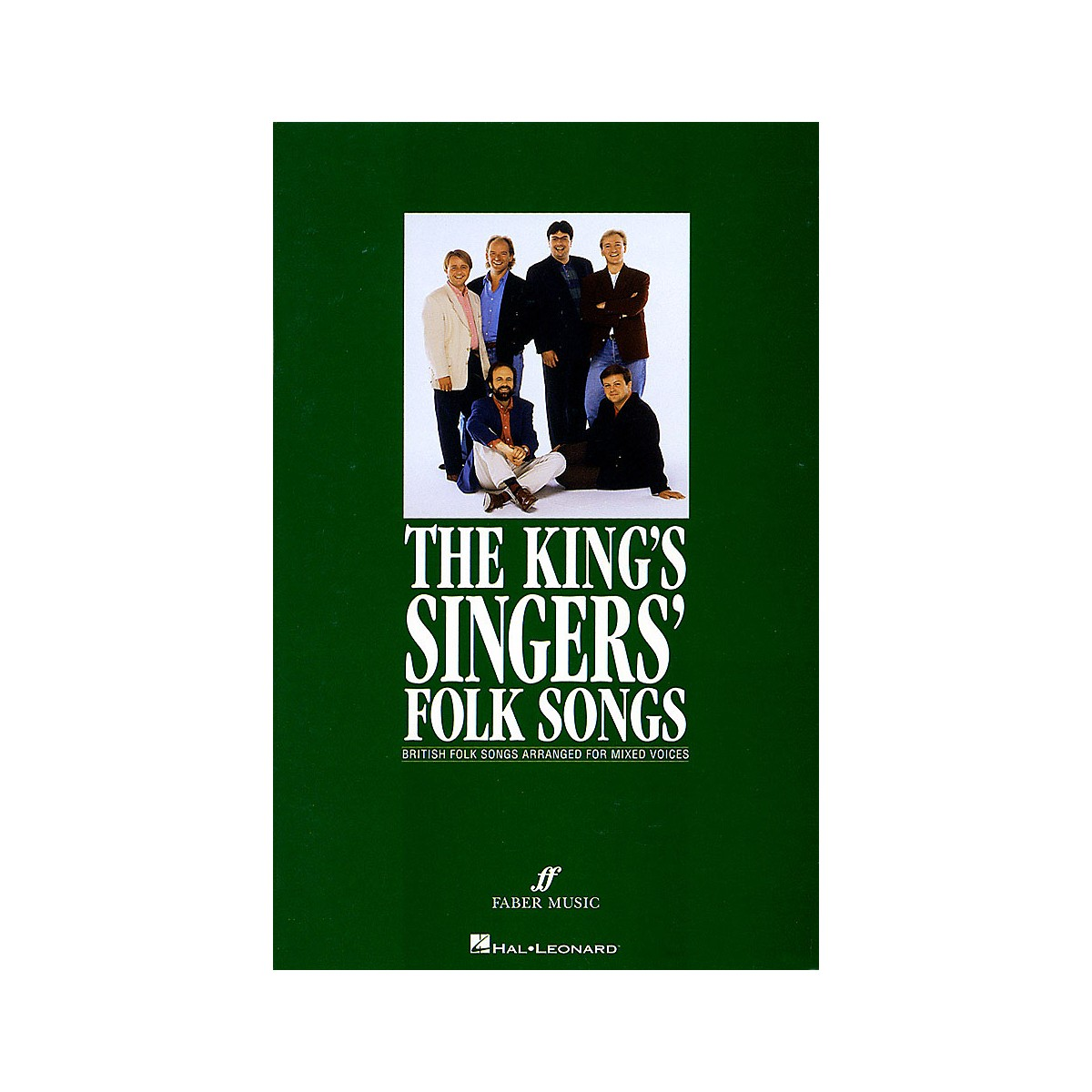 Faber Music LTD The King's Singers' Folk Songs (Collection) SATB Divisi