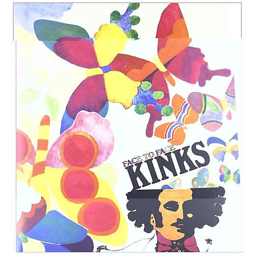 Alliance The Kinks - Face to Face