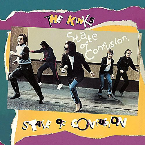 Alliance The Kinks - State Of Confusion