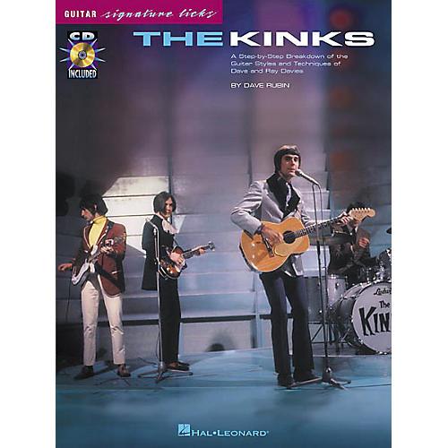 Hal Leonard The Kinks (Book/CD)