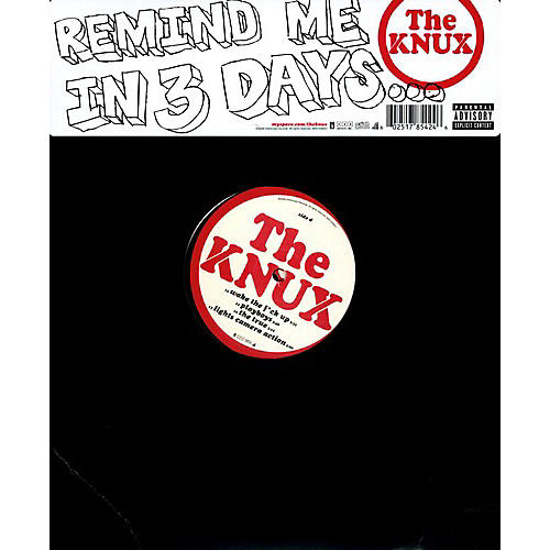 Alliance The Knux - Remind Me in 3 Days