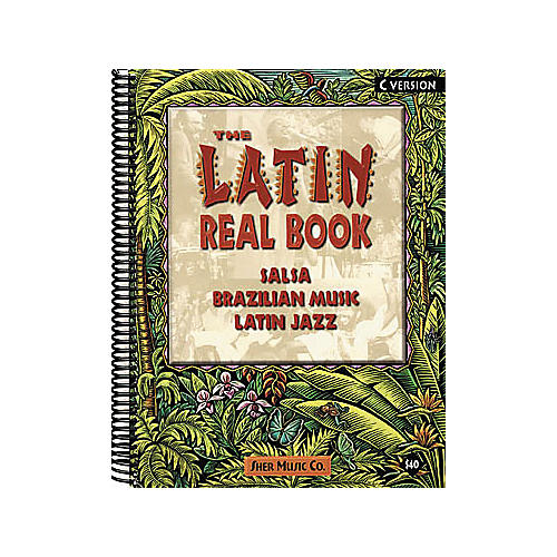 Hal Leonard The Latin Real Book - C Version