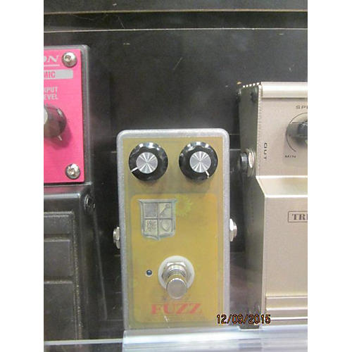 Devi Ever The Legend Of Fuzz Effect Pedal