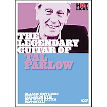 Hot Licks The Legendary Guitar of Tal Farlow DVD