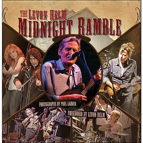 Backbeat Books The Levon Helm Midnight Ramble