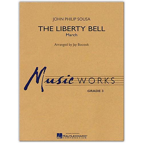 Hal Leonard The Liberty Bell MusicWorks Grade 3 Book/Online Audio