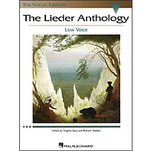 Hal Leonard The Lieder Anthology for Low Voice (The Vocal Library Series)
