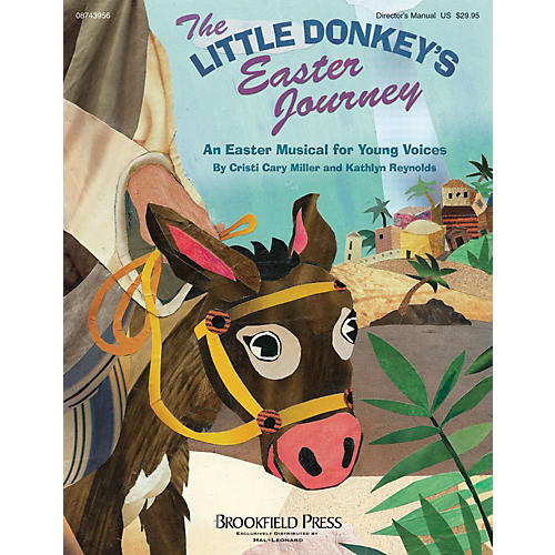 Brookfield The Little Donkey's Easter Journey UNIS/2PT