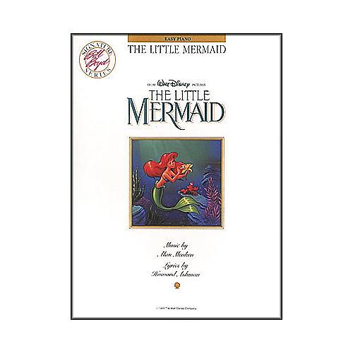 Hal Leonard The Little Mermaid For Easy Piano by Bill Boyd