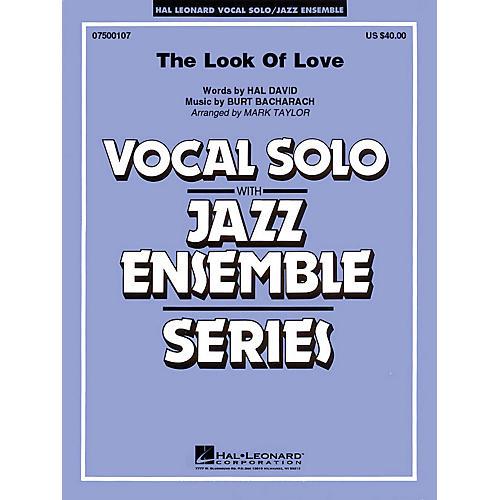 Hal Leonard The Look of Love (Key: Cmi) (Key: Cmi) Jazz Band Level 3 Composed by Burt Bacharach