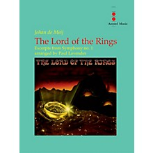 Amstel Music The Lord of the Rings (Excerpts from Symphony No. 1) - Concert Band Level 3.5 Arranged by Paul Lavender