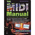 Hal Leonard The MIDI Manual 2nd Edition Book thumbnail