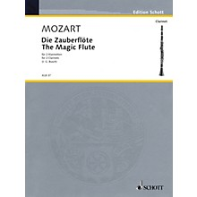 Schott The Magic Flute Schott Softcover Composed by Wolfgang Amadeus Mozart Arranged by Johann Georg Busch
