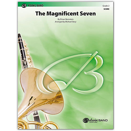 BELWIN The Magnificent Seven Conductor Score 2 (Easy)