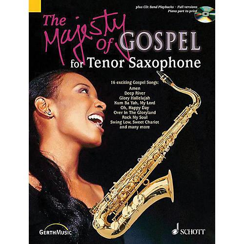 Schott The Majesty of Gospel (16 Great Gospel Songs) Schott Series