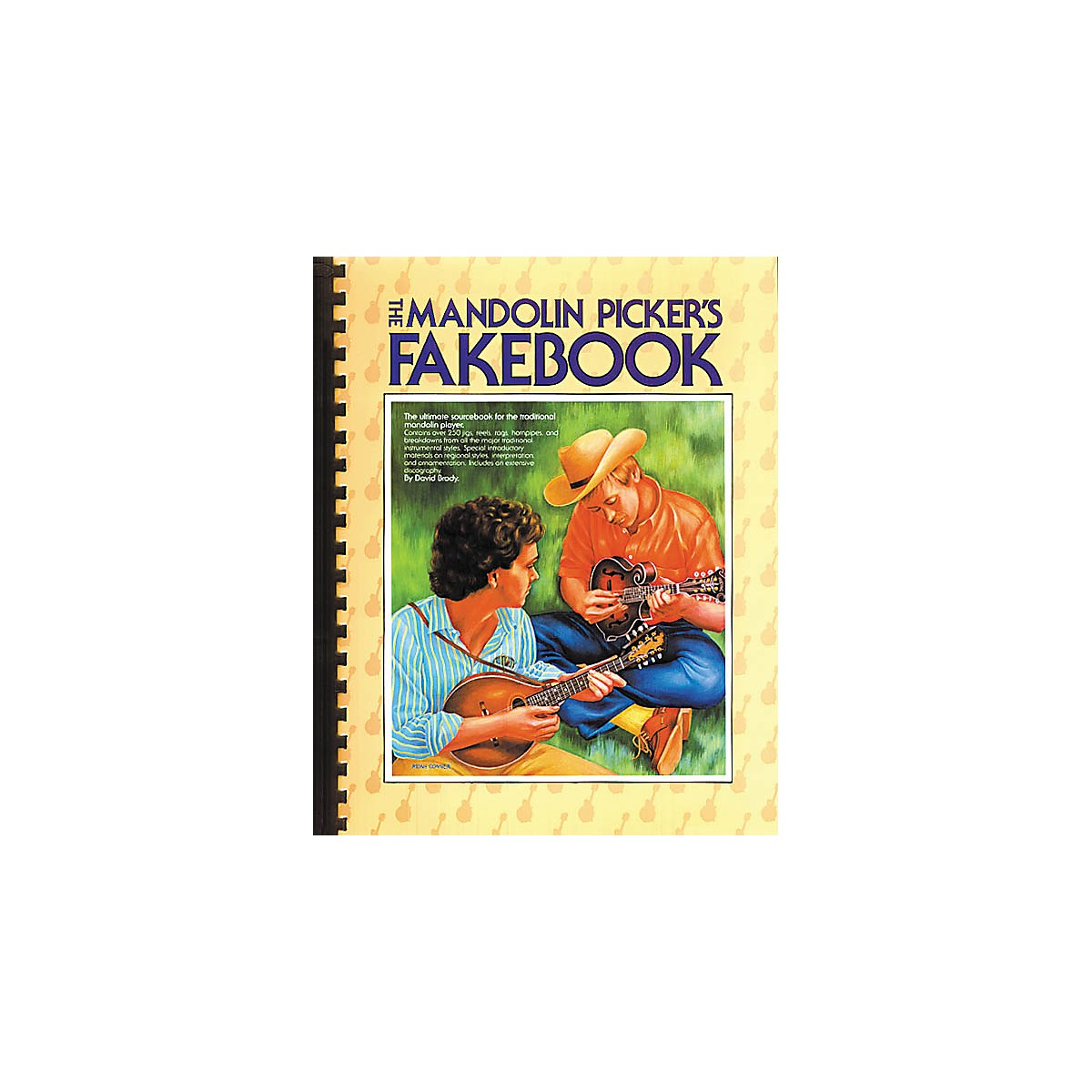 Music Sales The Mandolin Picker's Fakebook Music Sales America Series Softcover