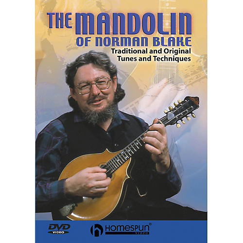 Homespun The Mandolin of Norman Blake (DVD)