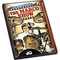 The Drum Channel The Marco Show by Marco Minnemann DVD thumbnail