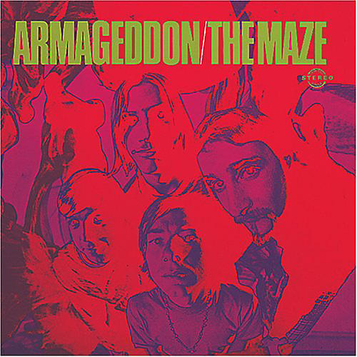 Alliance The Maze - Armageddon