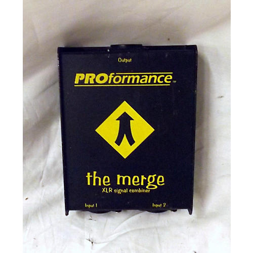 PROformance The Merge Signal Processor