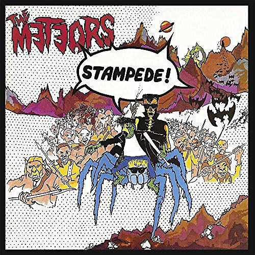 Alliance The Meteors - Stampede