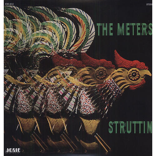 Alliance The Meters - Struttin [180 Gram Vinyl]